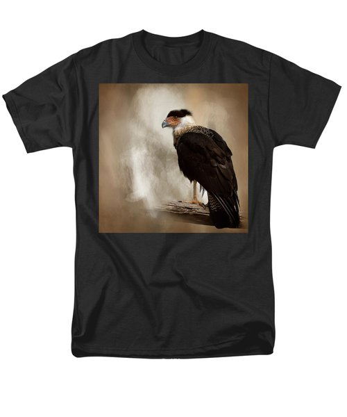 Bird Of Prey Men's T-Shirt  (Regular Fit) by Cyndy Doty