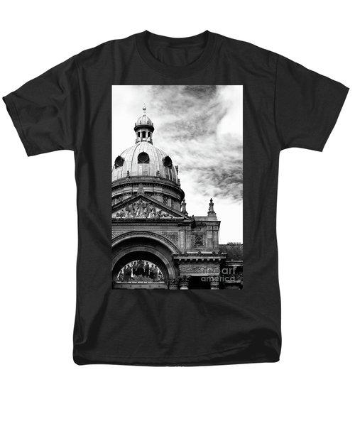 Men's T-Shirt  (Regular Fit) featuring the photograph Birmingham Council House  by Baggieoldboy