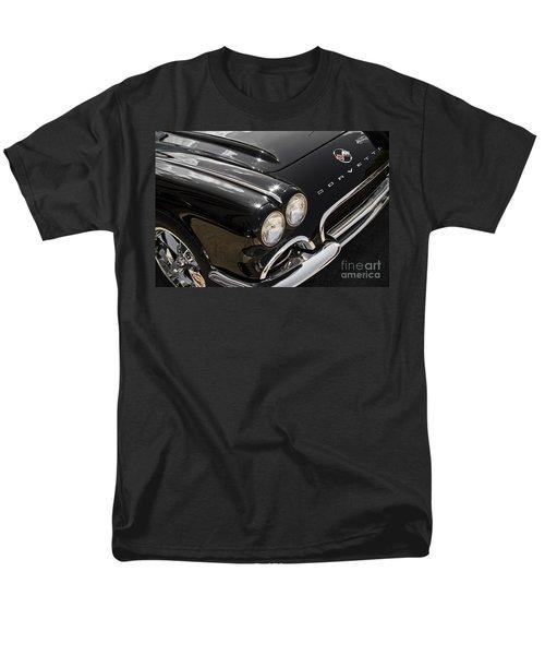 Black '62 Men's T-Shirt  (Regular Fit) by Dennis Hedberg