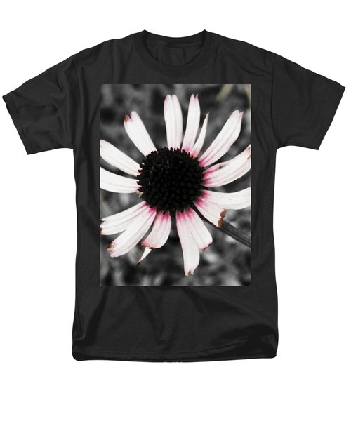 Black Eyed Men's T-Shirt  (Regular Fit) by Deborah  Crew-Johnson