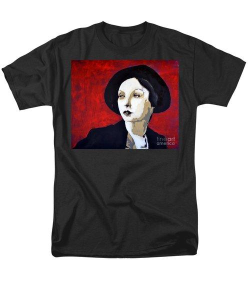 Black Hat Men's T-Shirt  (Regular Fit)