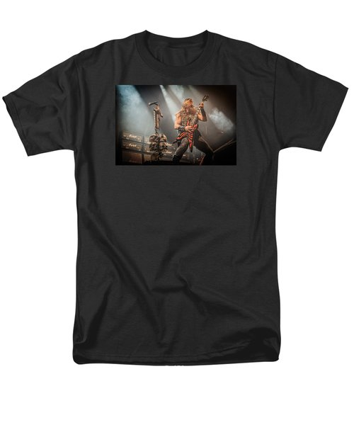 Men's T-Shirt  (Regular Fit) featuring the photograph Black Label Society II by Stefan Nielsen