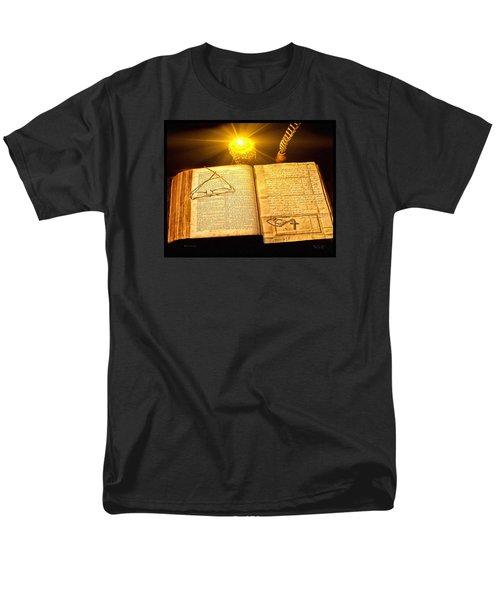 Black Sunday Men's T-Shirt  (Regular Fit)