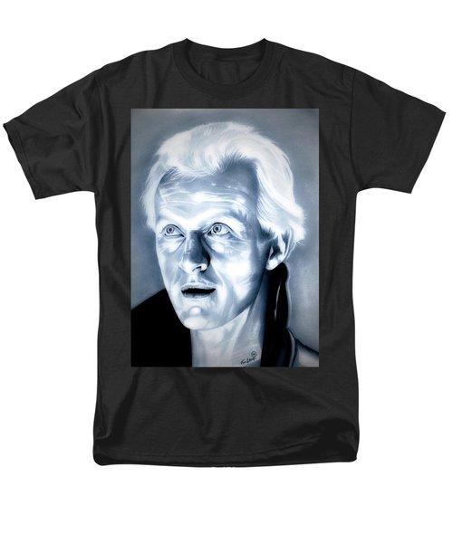 Blade Runner Roy Batty Men's T-Shirt  (Regular Fit) by Fred Larucci
