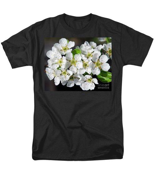 Men's T-Shirt  (Regular Fit) featuring the photograph Blossoms by Elvira Ladocki