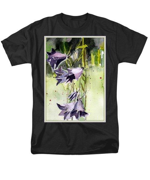 Blue Bonnets Men's T-Shirt  (Regular Fit) by Mindy Newman