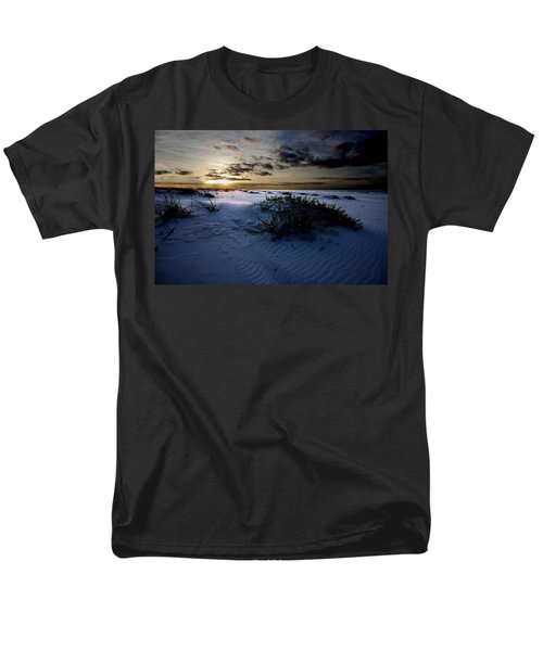 Blue Morning Men's T-Shirt  (Regular Fit) by Michael Thomas