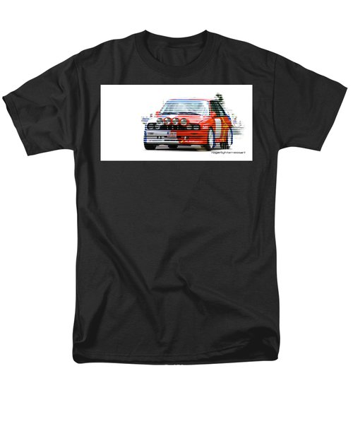 Bmw M3 Group A Men's T-Shirt  (Regular Fit) by Roger Lighterness
