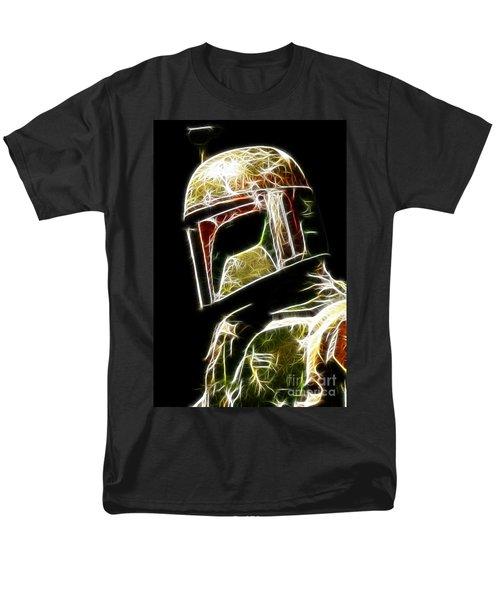 Boba Fett Men's T-Shirt  (Regular Fit) by Paul Ward