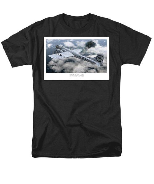 Bockscar  Men's T-Shirt  (Regular Fit) by David Collins