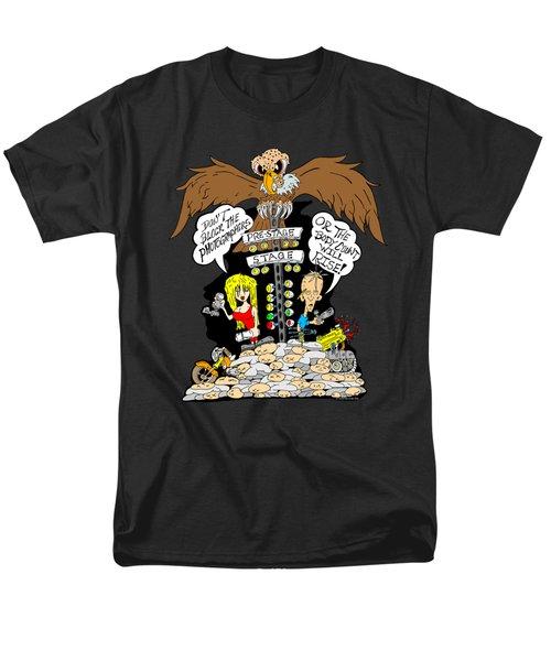 Bodycount By Jt Men's T-Shirt  (Regular Fit)