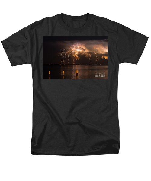 Boiling Energy Men's T-Shirt  (Regular Fit) by Quinn Sedam