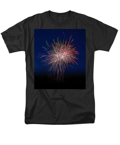 Bombs Bursting In Air Men's T-Shirt  (Regular Fit)