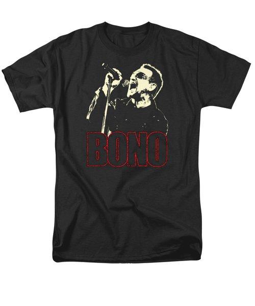 Bono Tour 2016 Men's T-Shirt  (Regular Fit) by Gandi Rismawan