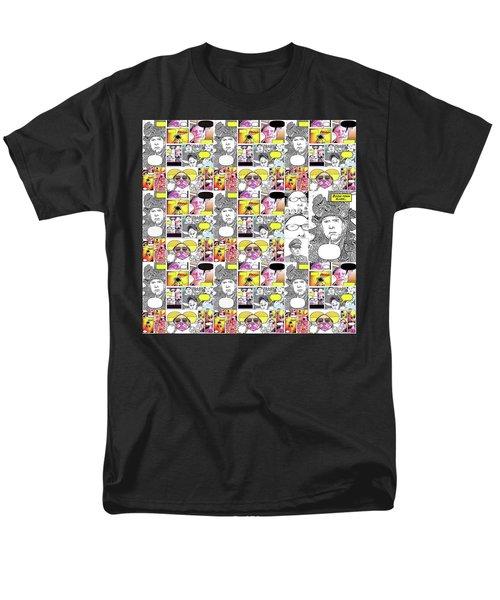 Boom Times 4 Men's T-Shirt  (Regular Fit) by Tobeimean Peter