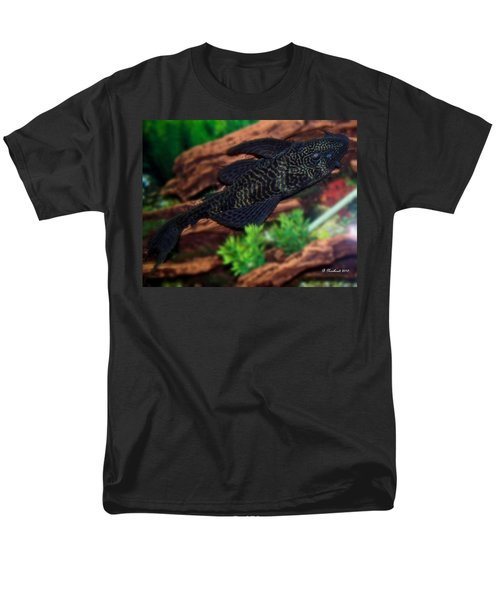 Men's T-Shirt  (Regular Fit) featuring the photograph Bozo by Betty Northcutt