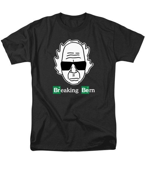 Breaking Bern Men's T-Shirt  (Regular Fit) by Sean Corcoran