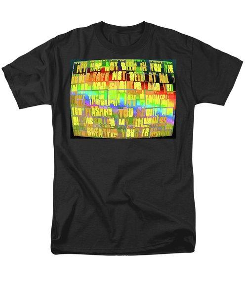 Breakthrough Men's T-Shirt  (Regular Fit)