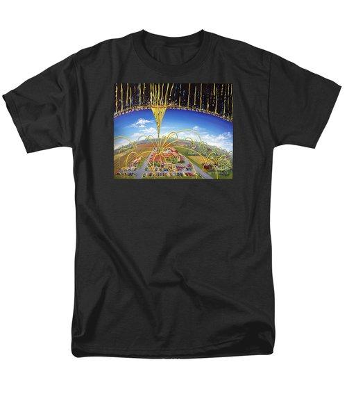 Breakthrough Men's T-Shirt  (Regular Fit) by Nancy Cupp