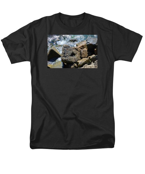 Breakwall Men's T-Shirt  (Regular Fit) by Steed Edwards