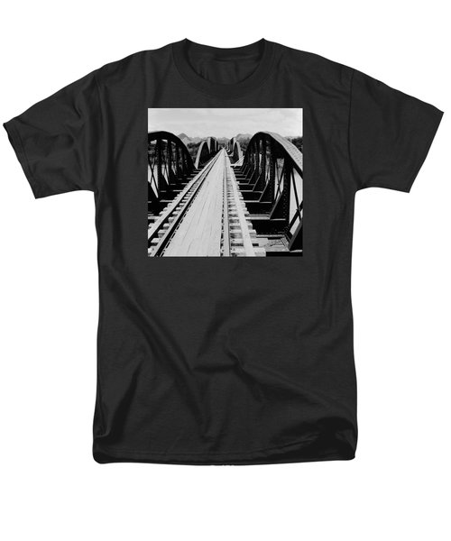 Bridge On The River Kwai Men's T-Shirt  (Regular Fit)