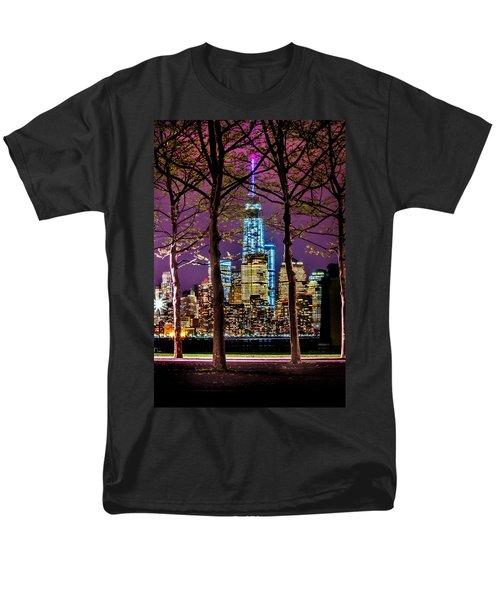 Bright Future Men's T-Shirt  (Regular Fit) by Az Jackson