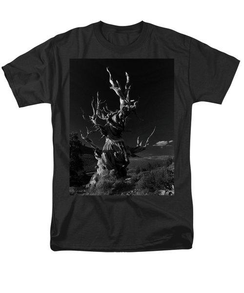 Bristlecone Pine Men's T-Shirt  (Regular Fit) by Art Shimamura