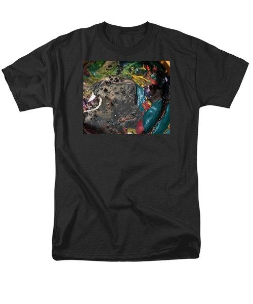 Bucktooth Seal Reaching For Success Men's T-Shirt  (Regular Fit) by Gyula Julian Lovas