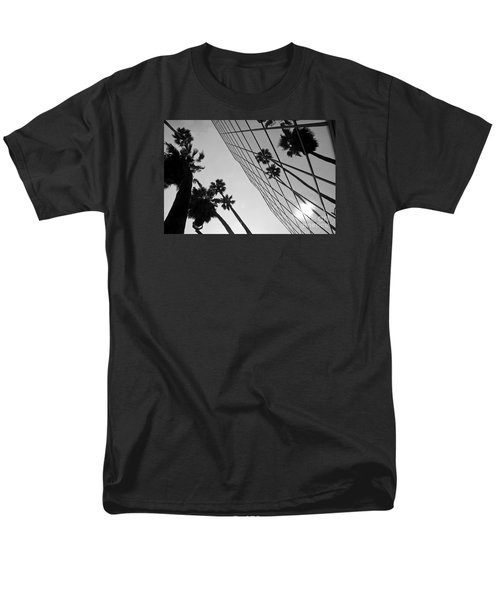 Building On Hollywood 3 Men's T-Shirt  (Regular Fit) by Micah May