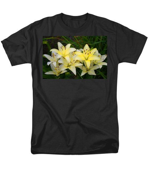 Men's T-Shirt  (Regular Fit) featuring the photograph Buttercreams by Kathryn Meyer