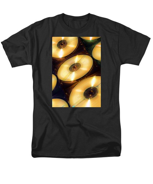 Men's T-Shirt  (Regular Fit) featuring the photograph C D Collection by Bob Pardue