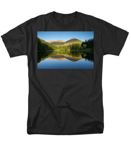 Californian Summer In Glencoe Men's T-Shirt  (Regular Fit) by Stephen Taylor