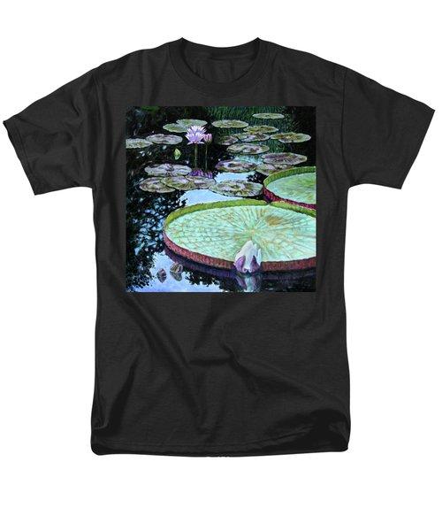 Calm Reflections Men's T-Shirt  (Regular Fit) by John Lautermilch