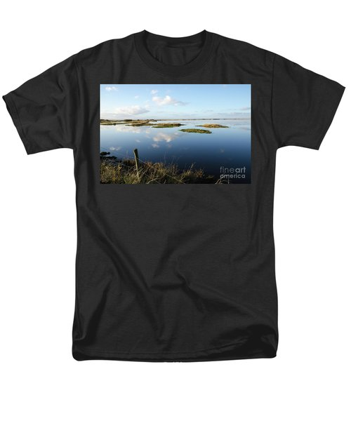 Calm Wetland Men's T-Shirt  (Regular Fit) by Kennerth and Birgitta Kullman