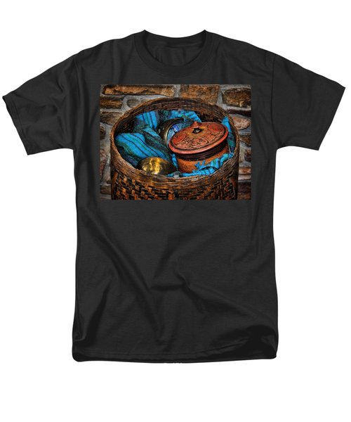 Men's T-Shirt  (Regular Fit) featuring the photograph Camelback 8847 by Sylvia Thornton