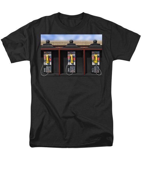Can You Hear Me Now Men's T-Shirt  (Regular Fit)