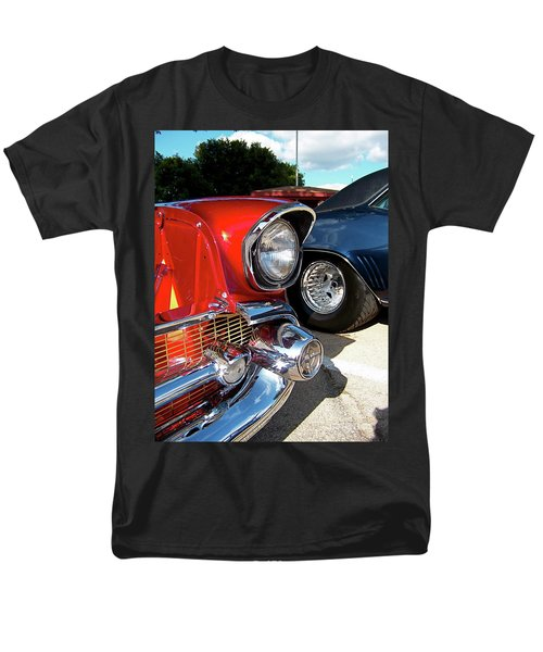 Candy Apple 57 Men's T-Shirt  (Regular Fit) by Sue Stefanowicz