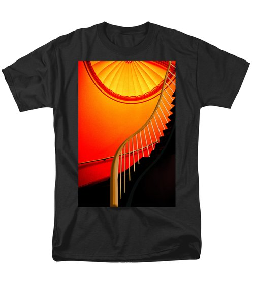 Capital Stairs Men's T-Shirt  (Regular Fit) by Paul Wear