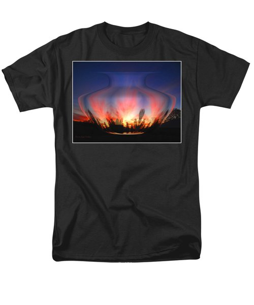 Men's T-Shirt  (Regular Fit) featuring the photograph Capricorn Morning by Joyce Dickens