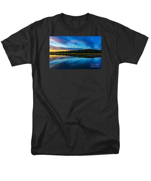 Carolina Men's T-Shirt  (Regular Fit) by David Smith