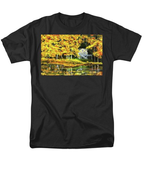 Carol's House Men's T-Shirt  (Regular Fit) by Randy Sprout