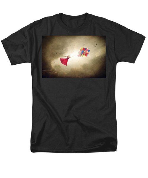 Carried Away Men's T-Shirt  (Regular Fit) by Greg Collins