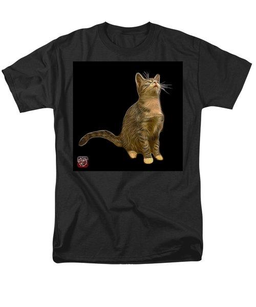Cat Art - 3771 Bb Men's T-Shirt  (Regular Fit) by James Ahn
