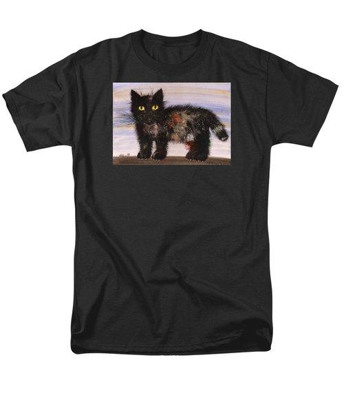 CAT Men's T-Shirt  (Regular Fit) by Mikhail Savchenko