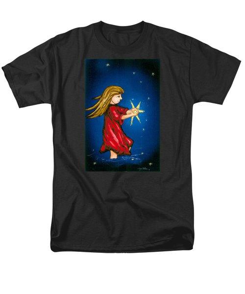 Catching Moonbeams Men's T-Shirt  (Regular Fit) by Jana Nielsen