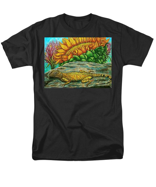 Catching Some Rays Men's T-Shirt  (Regular Fit) by Kim Jones