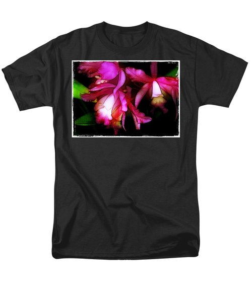 Cattleyas Men's T-Shirt  (Regular Fit) by Judi Bagwell