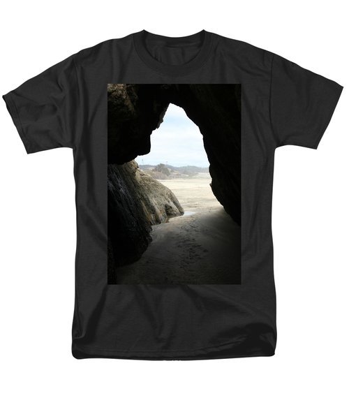 Men's T-Shirt  (Regular Fit) featuring the photograph Cave Dweller by Holly Ethan