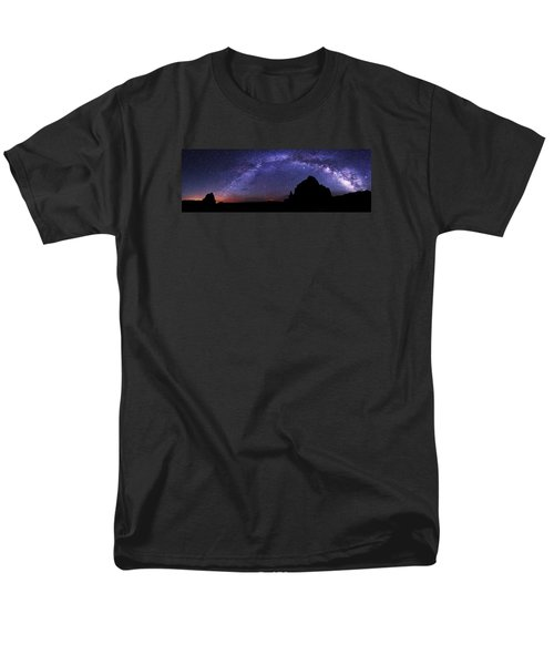 Celestial Arch Men's T-Shirt  (Regular Fit)