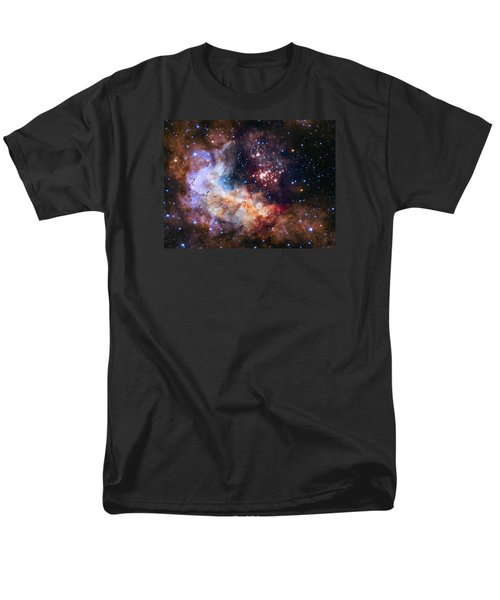 Celebrating Hubble's 25th Anniversary Men's T-Shirt  (Regular Fit) by Nasa